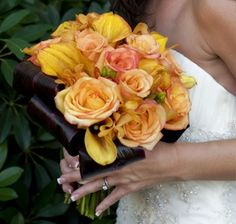 Flowers of Charlotte loves this!   Find us at www.charlotteweddingflorist.com