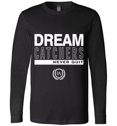 Are you striving for Greatness? This Dream Catchers Cl... will keep you energized and inspired! Get yours now at http://impowerapparel.com/products/dream-catchers-classic-long-sleeve-t-shirt?utm_campaign=social_autopilot&utm_source=pin&utm_medium=pin