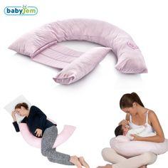 BabyJem Sırt Destekli Hamile Ve Emzirme Yastığı /Ekru Fiyatı