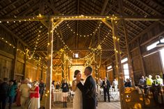 Barn lighting, yet functional at night, offers beautiful daytime atmosphere.
