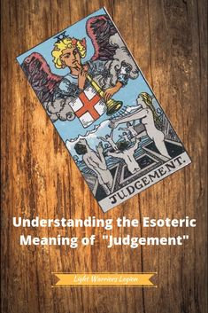 Understanding the Esoteric Meaning of Major Arcana (XIX-XXI) Judgement Tarot Card, Tarot Cards Major Arcana, Tarot Card Meanings, Tarot Readers, Tarot Decks, New Beginnings, The Magicians, Meant To Be, Symbols