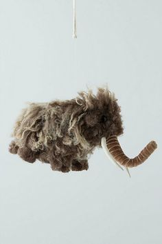 Anthropologie Tundra Mammoth