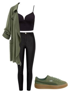 """""""gdfgfgdf"""" by coconutlady-573 on Polyvore featuring River Island and Puma"""