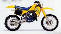 Suzuki RM 125 1987