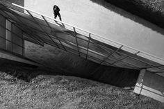Alex Hogrefe's conceptual retreat is cut into an Icelandic clifftop