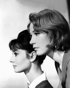 Shirley MacLaine & Audrey Hepburn (The Children's Hour)