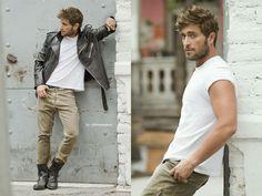 Súper outfits looks para hombre, for men. pour homme.  https://www.facebook.com/bagatelleoficial Bagatelle Marta Esparza #outfit #hombre