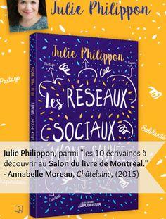"""""""Les réseaux sociaux m'ont sauvée"""": Julie Philippon, maman d'enfants différents, blogueuse, et auteure raconte   Blog Je Materne"""