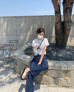 Classy Aesthetic, Aesthetic Fashion, Aesthetic Clothes, Korean Fashion Trends, Korea Fashion, Pretty Outfits, Cool Outfits, Matching Couple Outfits, Teen Fashion Outfits