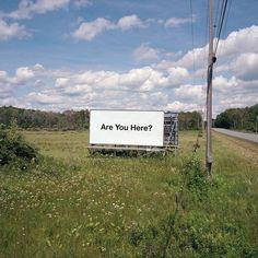 "Jonathan Gitelson ""Are You Here?"" (Gallery Kayafas)"