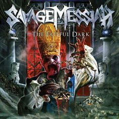 """AND FOR OUR METAL FANS - In case you missed it """"Album Review - Savage Messiah """"The Fateful Dark"""" (Metal) """""""