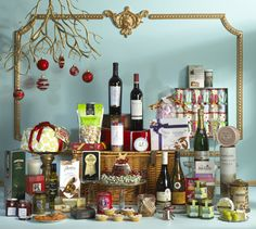 Fabulous traditional & contemporary Christmas goodies are united to bring a genuine taste of the Christmas season  www.hampersandco.com