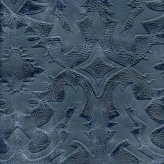 Rustico Navy featured here. Loredo Print By Barbarossa Leather.  #embossedleather #customembossedleather #customcolorleather #leathertiles #upholsteryleather http://barbarossaleather.com
