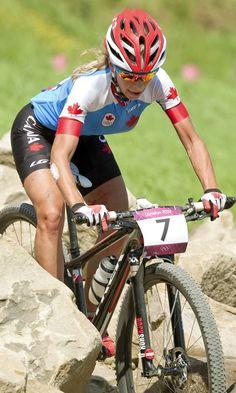 Canadian cyclist, Emily Batty #bicyclegirl