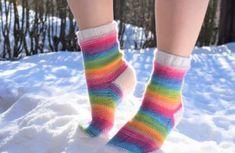 The Cushy beanie – Nurjia silmukoita Wool Socks, Leg Warmers, High Socks, Beanie, Legs, Knitting, Yellow, Crafts, Pdf