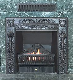 1000 images about coal burning fireplace on