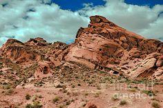 Red Sandstone :at http://robert-bales.artistwebsites.com/