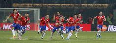La campaña que coronó a Chile como campeón de la Copa América