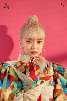 South Korean Girls, Korean Girl Groups, Fandom, Yuehua Entertainment, Princess Zelda, Disney Princess, Photo Cards, Teaser, Mini Albums