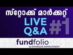Learn Stock Market Malayalam - fundfolio by Sharique Samsudheen - YouTube Learn Stock Market, Earn Money Online, Marketing, Live, Learning, Youtube, Reading, Make Money Online, Earn Extra Money Online