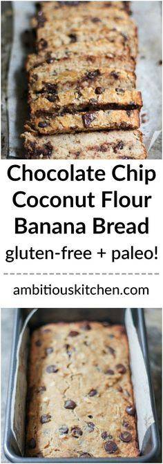 Effect sugar An easy to make healthy banana bread made with coconut flour no butter or refine. An easy to make healthy banana bread made with coconut flour no butter or refined sugar added! A fun and delicious way to use coconut flour! Coconut Flour Banana Bread, Coconut Flour Recipes, Gluten Free Banana Bread, Healthy Banana Bread, Gluten Free Baking, Gluten Free Recipes, Low Carb Recipes, Keto Bread, Coconut Oil