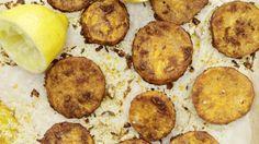 Rezept: Scharfe Süßkartoffeln vom Blech