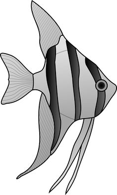 fish coloring pages Seaside