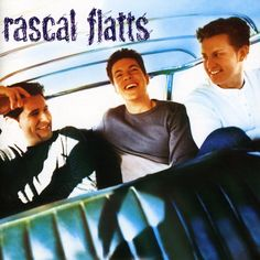 Rascal Flatts CD Cover