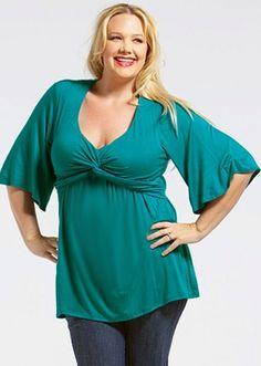 plus size clothing outfits | ... Clothes Plus Size | Deartha Women's Plus Size| Everything Plus Size