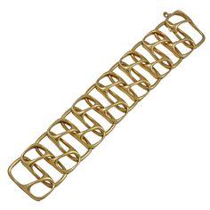 1stdibs - GEORG JENSEN 18kt Gold Danish Modern Bracelet explore items from 1,700  global dealers at 1stdibs.com