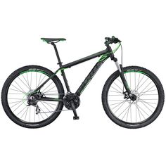 "The SCOTT Aspect 970 is a mountain hardtail that is designed to be light, efficient and reasonably priced. Featuring disc brakes and Syncros components, this is the perfect bike for the novice or budget conscious mountain biker. Available in 29"" wheel size."