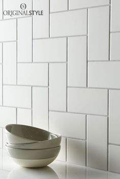 Original Style, Artworks Range, Daisy Satin Half Field Tile