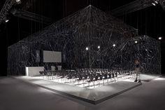 Área Visual: Las instalaciones de Paul Cocksedge Studio