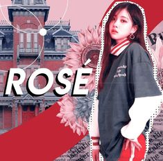 Rose Icon, 1 Rose, Old Anime, Park Chaeyoung, Aesthetic Backgrounds, Kpop Aesthetic, Korea, Ulzzang Girl, Look Cool