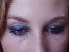 Sleek Arabian Nights Eye Look