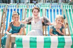 1930s Wedding Theme | 1930's Elizabeth Avey Vintage Wedding Dress for a Seaside Wedding in ...