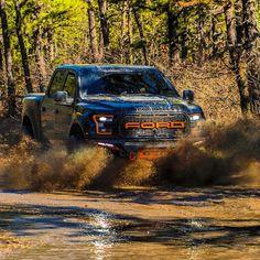Muddy Monday. #fordraptor #fordtrucks #fordf150 #f150