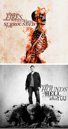 Dean Winchester + The Wright Brothers ~ Blood On My Name