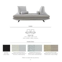 Quick Ship Prado Sofa by Ligne Roset Ligne Roset Sofa, Gray Sofa, Prado, Living Room Sofa, Soft Furnishings, Design Process, Dining Bench, Kitchen Design, Grey