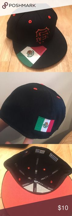0c4149b7260d3 San Francisco Giant s Mexico Baseball Cap Slightly used. New Era  Accessories Hats