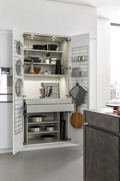 Concrete › Modern style › Kitchen › Kitchen | LEICHT – Modern ... | {Einbauküchen modern 6}