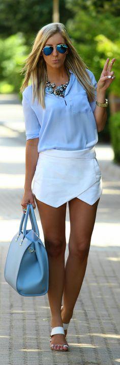 Style and Blog - Divat, stílus, életmód.: ADDICTED TO BLUE