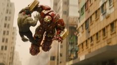 It's Iron Man Vs. Hulk In Our Insane, Exclusive 'Avengers: Age Of Ultron' Scene - MTV