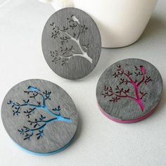 Laser+Cut+Brooches