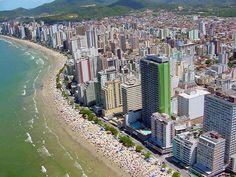 Balneario Camboriu - Santa Catarina - Brazil     Gorgeous beach.... fun place to be...