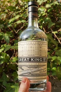 038 - Compass Box Great King St