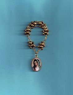 Our Lady of Guadalupe Chaplet by jennyreb26thnc on Etsy, $12.50