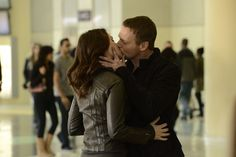 Enjoy that kiss cause the drama is about to begin! S2 Premiere of #SavingHope! #CTV
