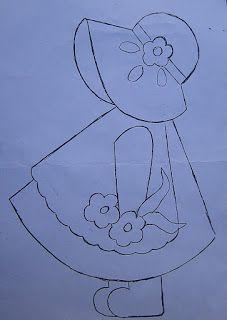 Image gallery – Page 401101910554708351 – Artofit Applique Quilt Patterns, Applique Templates, Hand Applique, Embroidery Patterns, Sunbonnet Sue, Sewing Appliques, Doll Quilt, Quilting Designs, Baby Quilts