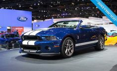 GT 500......I just want it for the sound of 650 HP American muscle!